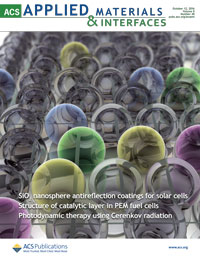 ACS Applied Materials and Interfaces. Volume 8, Issue 40