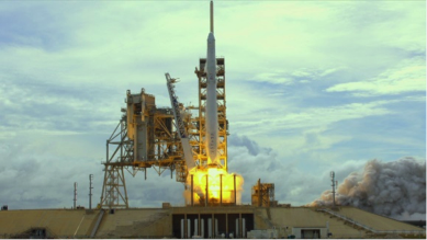 SpaceX 'Dragon' lift-off June 3, 2017.