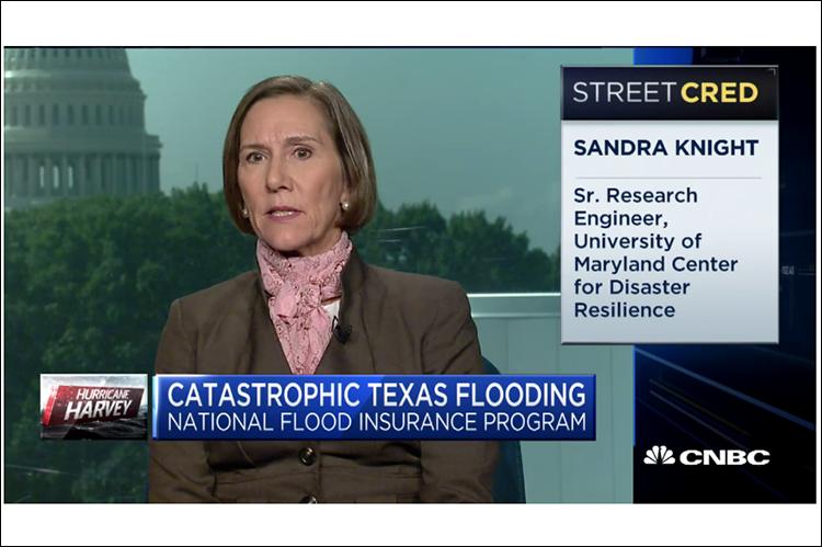 Dr. Sandra Knight talks to CNBC.