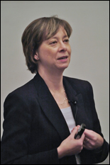 Kathy Hill, Cisco Systems