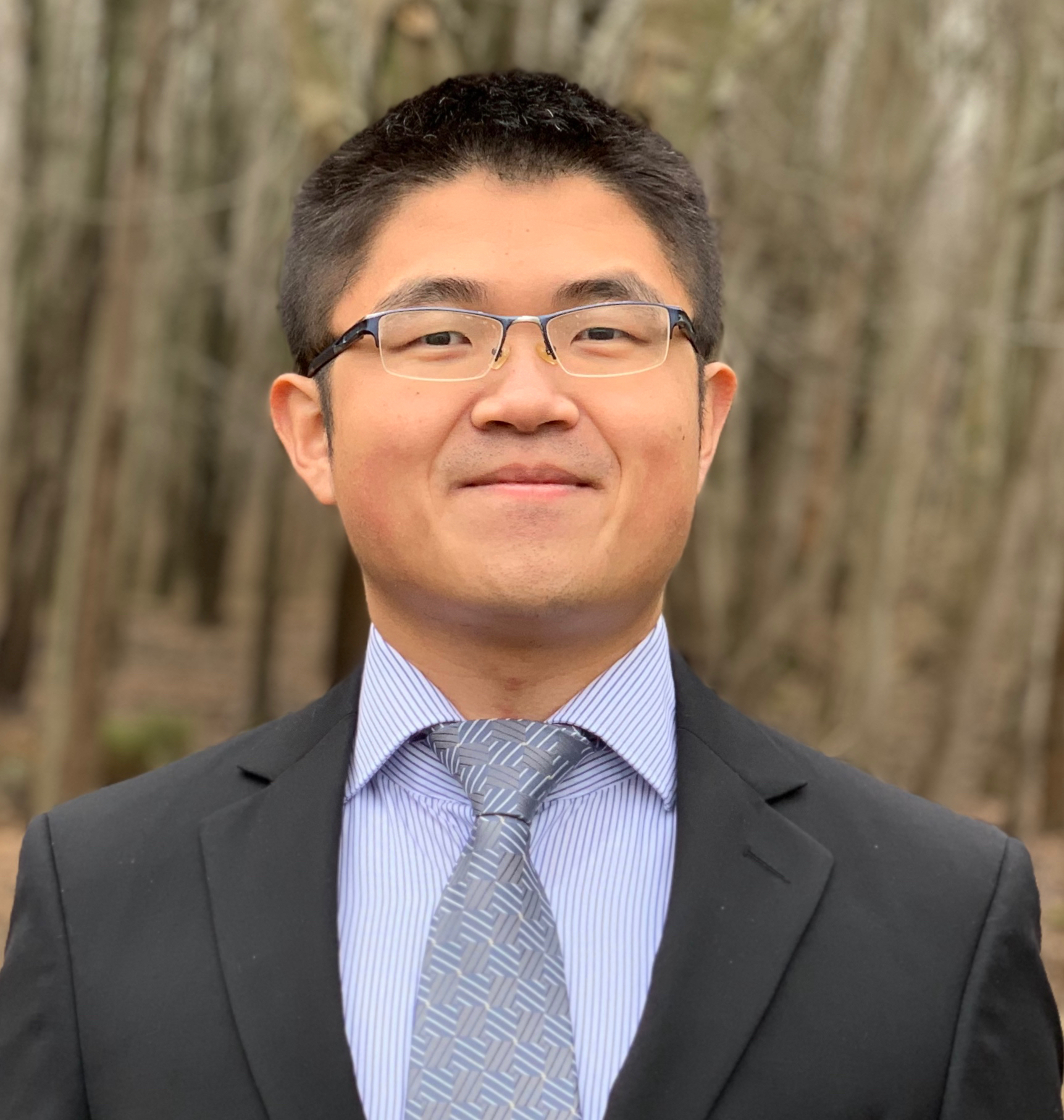 Min Ye, currently a postdoctoral researcher at Princeton University.