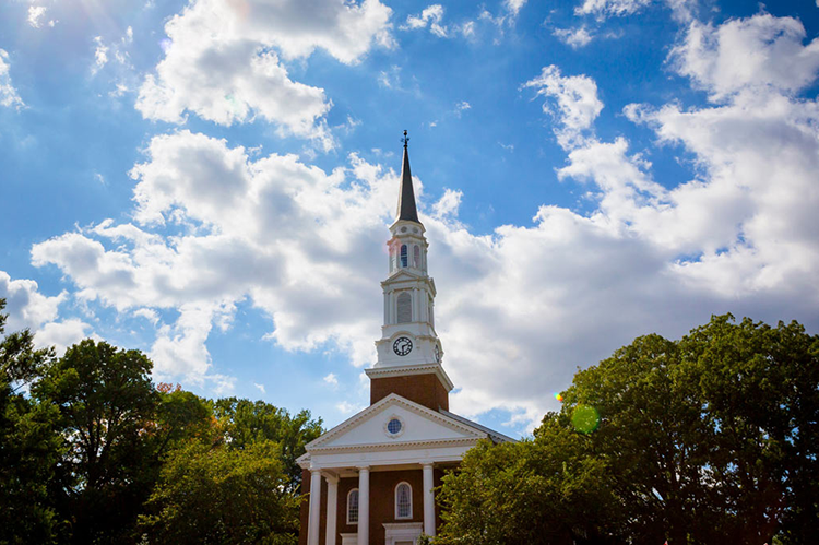 The University of Maryland's 38th annual Convocation will be held at Memorial Chapel (7600 Baltimore Ave., College Park, MD 20740).