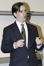 ECE Research Associate Will Plishker