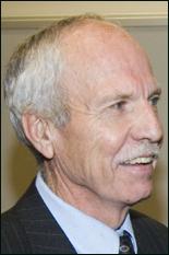 Dr. William Fourney, lead Keystone Professor