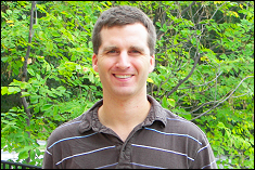 Dr. Derek A. Paley, assistant professor, aerospace engineering
