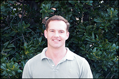 Dr. Ray Sedwick, assistant professor, aerospace engineering