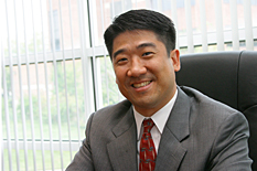 New MTECH VentureAccelerator Director Jim Chung