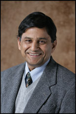 Distinguished Professor of Mechanical Engineering Ashwani K. Gupta
