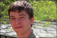 The University of Maryland's University Honors Program has chosen Michael Levashov's submission as a Best Paper winner. Michael is a senior in the aerospace engineering program.