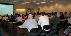 More than 100 control students and engineers attended the 4th Northeast Control Workshop.