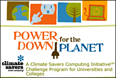 Power Down The Planet