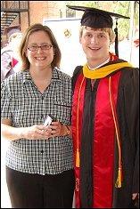 ME Undergraduate Advisor Terry Island & ME Graduate