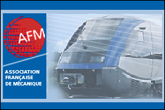 Association Francaise de Mecanique (AFM) Logo