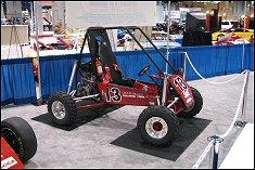 Terps Racing Baja Buggy
