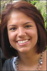 Jasmine Whittaker, ME senior