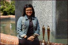 Sophoria Westmoreland, ME Graduate Student