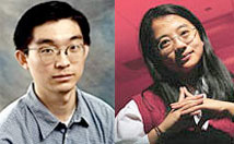 Prof. Gang Qu and Prof. Min Wu