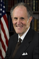 The Honorable Ted Kaufman (DDel.), will give the second Whiting-Turner lecture of the fall semester on Nov. 11 at 5 p.m.