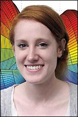 MSE graduate student Jane Cornett.