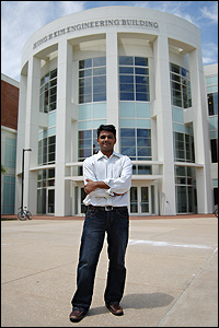 Assistant Professor Ganesh Sriram.