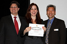 Winner, $25K Lockheed Martin Grand Prize in the high technology / biotechnology category: PolyVec Systems