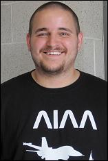 John Vitucci is an aerospace master's student.
