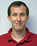 Director of Computing Jeff McKinney received a 2011 Board of Regents Award.