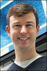MSE Assistant Professor John Cumings.