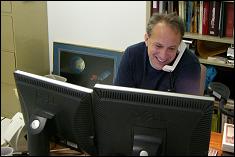 DETS Chief Engineer, Bob Pelletier