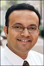 Parag Banerjee (Ph.D. '11).