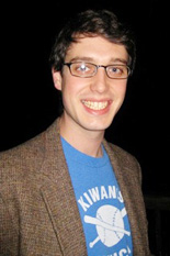 MSE graduate student Alexander Kozen was selected to participate in the Clark School's Future Faculty Program.