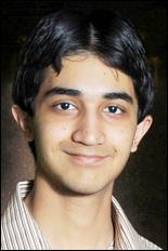 BioE sophomore Mian Khalid.