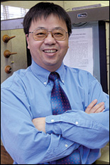 Associate Professor Chunsheng Wang.