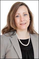 Associate Professor Silvia Muro.