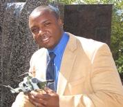 Ph.D. student and L-3 Graduate Fellowship winner David Mayo.