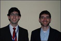 Matt Marcus and Josh Sloane