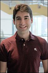BioE graduate student Eric Hoppmann.