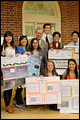 "Undergrads Showcase Innovative Sustainability Design Ideas Developed in New ""Energy 101"" Course"
