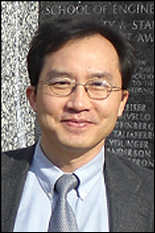 Associate Professor of Aerospace Engineering Kenneth H. Yu