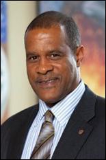 Samuel P. Langley Distinguished Professor James E. Hubbard, Jr.
