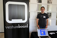 Pictured: VentureBoard co-founder Scott Block.