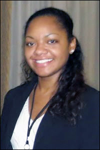 ChBE Graduate Student Curtisha Travis.