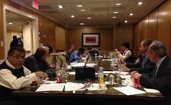 NTC Directors meeting, Jan 2014