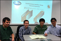 Team Members: Undergraduate Student Joseph Fustero (Mechanical Engineering); Undergraduate Student Haoyuan Liu (Electrical and Computer Engineering); Graduate Student Michael Manno (Mechanical Engineering); Faculty Mentor Dr. Bao Yang (Mechanical Engineering)