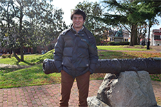 CEE Ph.D. student Meng Hu