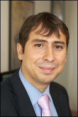 Dr. Samer Hani Hamdar, Assistant Professor at the George Washington University
