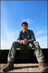 CEE Ph.D. studentAdrian Romero