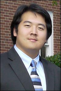 MSE senior Allen Chang.