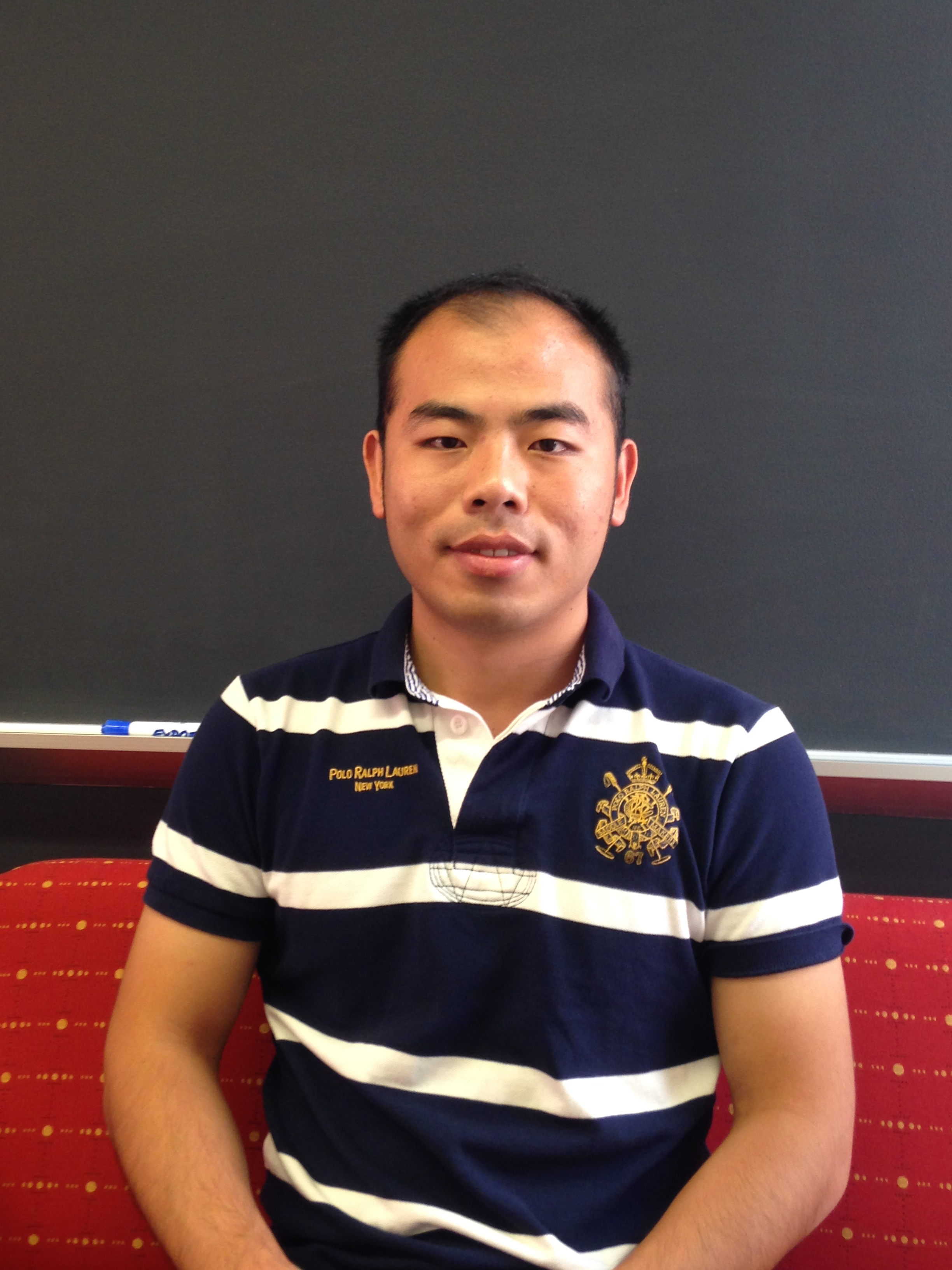Full size image: UMD graduate student Yanshuo Sun