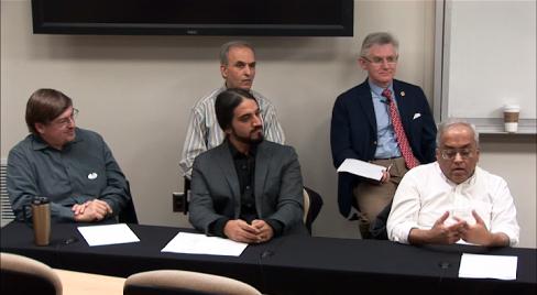 ECE Faculty Panel
